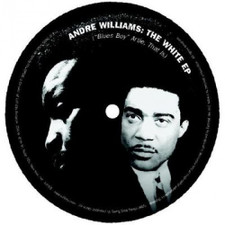 "Andre Williams/Artie White - The  White - 12"" Vinyl"
