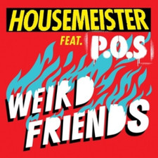 "Housemeister - Weird Friends - 12"" Vinyl"