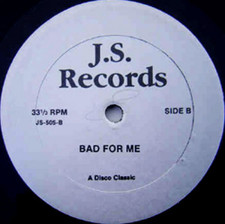 "Dan Hartman/Dee Dee Bridgewater - Name of the Game - 12"" Vinyl"