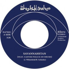 "Whitefield Brothers - Savannahstan - 7"" Vinyl"