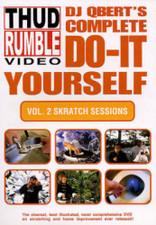 DJ Qbert - Do-It-Yourself Vol.2 Sessions - DVD