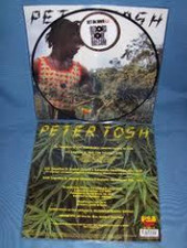 """Peter Tosh - Legalize It Remixes - 10"""" Vinyl"""