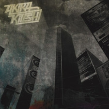 Akira Kiteshi - Industiral Avenue - 2x LP Vinyl+CD