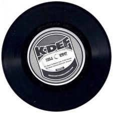 "K-Def feat El Da Sensie - Back to Basics - 7"" Vinyl"