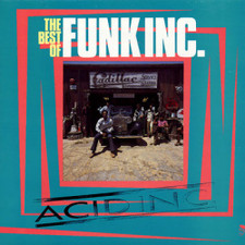 Funk Inc - Best of - LP Vinyl