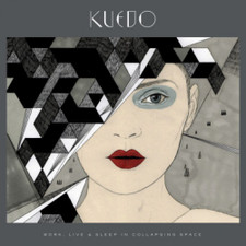 "Kuedo - Work, Live & Sleep - 12"" Vinyl"