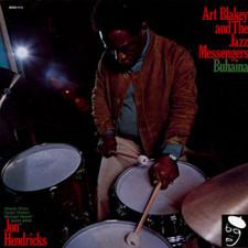 Art Blakey & The Jazz Messengers - Buhaina - LP Vinyl