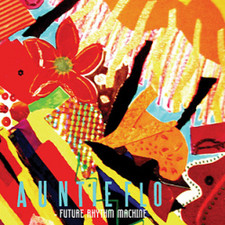 Auntie Flo - Future Rhythm Machine - LP Vinyl