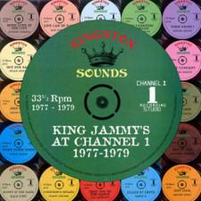 King Jammy - At Channel One - LP Vinyl