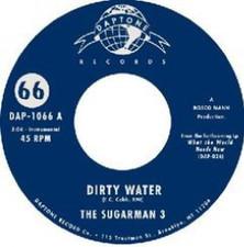 """Sugarman 3 - Dirty Water - 7"""" Vinyl"""