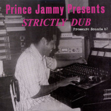 Prince Jammy - Strictly Dub - LP Vinyl