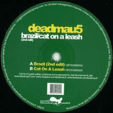 "Deadmau5 - Brazil/Cat On A Leash - 12"" Vinyl"