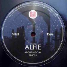 """Alfie - Uncomfortably Numb - 12"""" Vinyl"""
