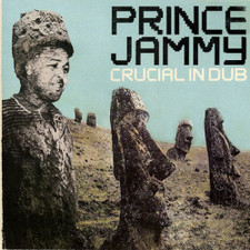 Prince Jammy - Crucial in Dub - LP Vinyl