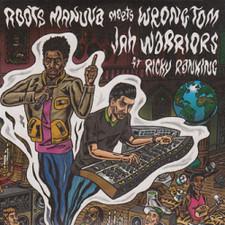 "Roots Manuva/Wrongtom - Jah Warriors - 7"" Vinyl"