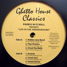 Parris Mitchell - Life in the Underground - 2x LP Vinyl