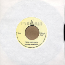 "Toots & The Maytals/Beverly All Stars - Pee Cluck/Monster - 7"" Vinyl"