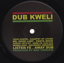 Talib Kweli/Max Tannone - DUB KWELI - LP Vinyl