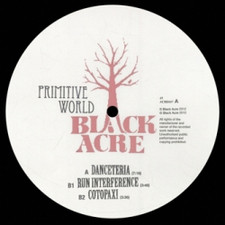"Primitive World - Danceteria - 12"" Vinyl"