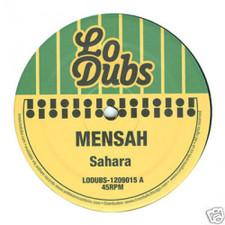 """Mensah - Sahara - 12"""" Vinyl"""
