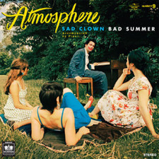 "Atmosphere - Sad Clown Bad Summer #9 - 12"" Vinyl"