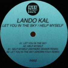 "Lando Kal - Let You In The Sky - 12"" Vinyl"