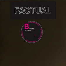 Russell Haswell - Factual - LP Vinyl