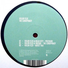 "Volor Flex - The Conspiracy - 12"" Vinyl"