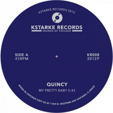 "Quincy - My Pretty Baby - 7"" Vinyl"