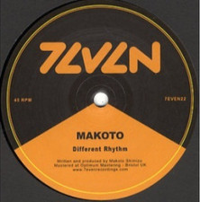 "Makoto - Different Rhythm - 12"" Vinyl"