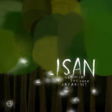 Isan - Glow In the Dark Safari Set - LP Vinyl+7""