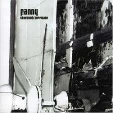 Fanny - Shoebomb Hurricane - CD