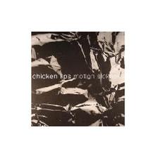 """Chicken Lips - Motion Sickness - 12"""" Vinyl"""