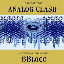 6blocc - Analog Clash - 2x CD