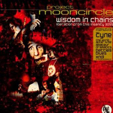 "Project Mooncircle - Wisdom in Chains - 12"" Vinyl"