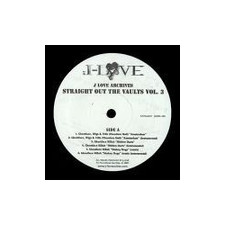 "J Love - Straight Out The Vaults Vol. 3 - 12"" Vinyl"