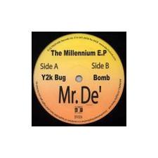 "Mr. De' - The Millenium - 12"" Vinyl"