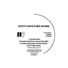 "Scotty Coats - Double Fisted - 12"" Vinyl"