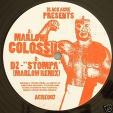 "Marlow - Colossus - 12"" Vinyl"