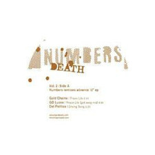 "Numbers - Death Remixes Vol. 2 - 12"" Vinyl"