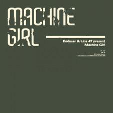 """Machine Girl - Machine Girl - 12"""" Vinyl"""