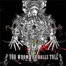 "Various Artists - For Whom The Balls Toll - 12"" Vinyl"