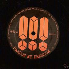 "!!! Chk Chk Chk - Pardon My Freedom - 12"" Vinyl"
