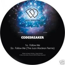 "Codebreaker - Follow Me - 12"" Vinyl"