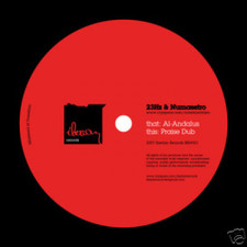 """23hz/Numaestro - Al-Andalus - 12"""" Vinyl"""