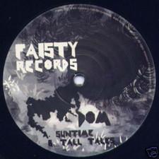 "Dom - Suntime/Tall Tales - 12"" Vinyl"