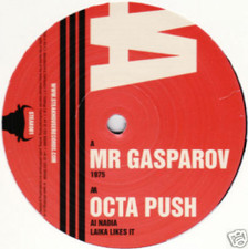 "Mr Gasparov/Octa Push - 1975 - 12"" Vinyl"