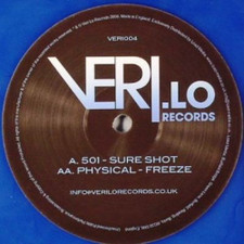"501/Physical - Sure Shot/Freeze - 12"" Vinyl"