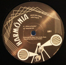 """Rigas Den Andre - Valla Torg - 12"""" Vinyl"""