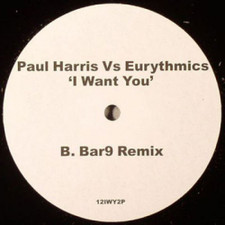 "Paul Harris/Eurythmics - I Want You - 12"" Vinyl"